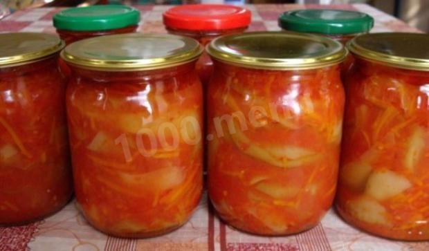 лечо рецепты с томатным соком