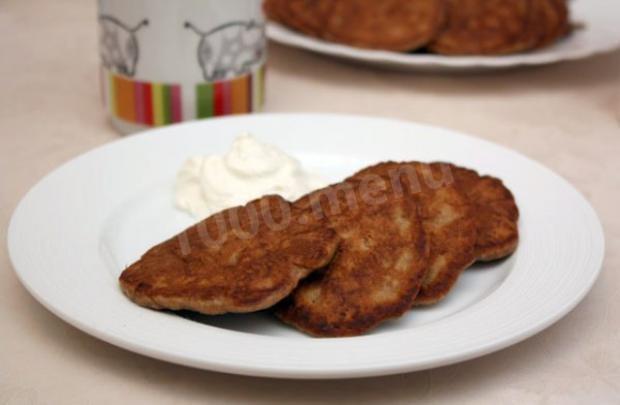 Печеночные оладьи пошаговый рецепт с фото