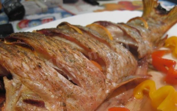 Каллорийность блюд из сазана