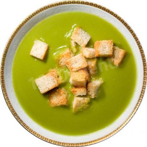 рецепты супа с зелёным горошком от хрумки