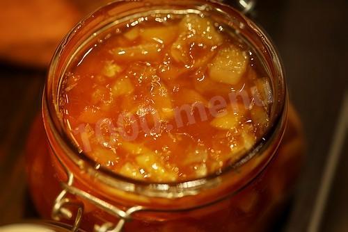 варенье из апельсин при диабете рецепты