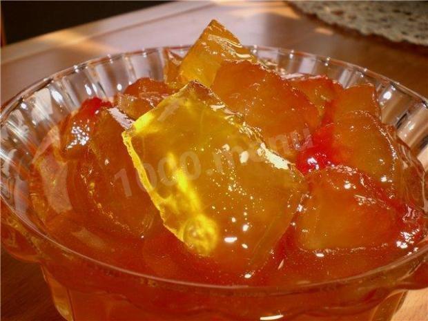 Цукаты из арбузных корок, пошаговый рецепт с фото