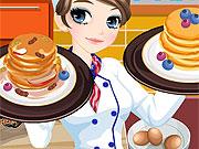 ИграБлины Тессы предлагает приготовить американские блины по подробному кулинарному рецепту. Все очень просто, красиво и понятно.