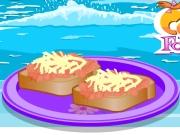 Чтобы научиться готовить Бутерброды с бобами и сыром, только и нужно, что пройти эту замечательную игру.