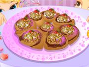 """Булочки с корицей - это очередная """"украшательная"""" игрушка для любителей красиво оформленных блюд."""