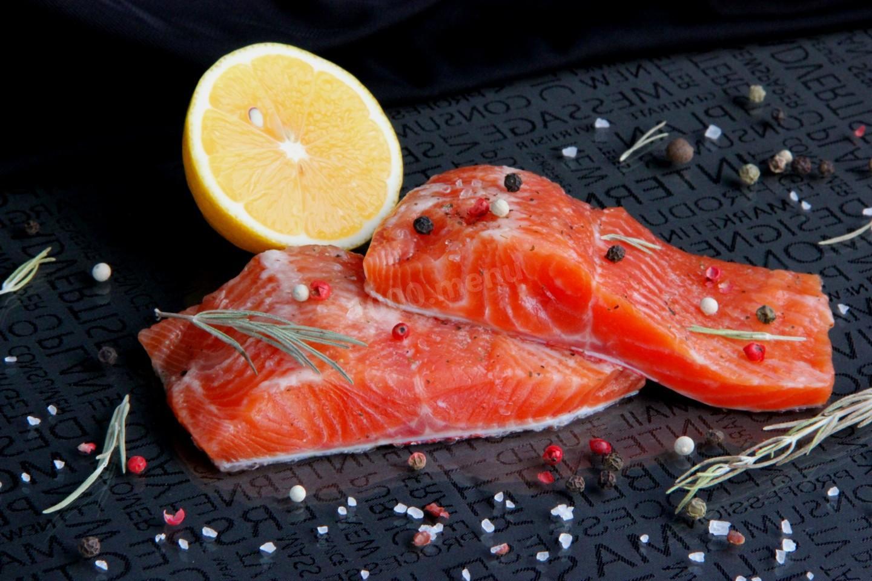 посол рыбы в домашних условиях форель
