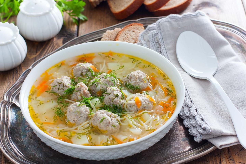 фрикадельки рецепт в супе