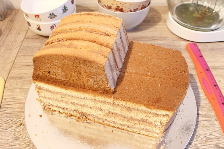 Торт машина пошагово в домашних условиях фото