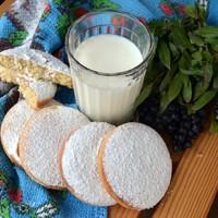 Нежные молочные коржики - рецепт пошаговый с фото