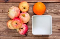 Чатни из яблок с апельсином, пошаговый рецепт с фото