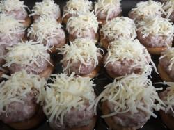 Сушки с мясным фаршем в духовке - рецепт пошаговый с фото
