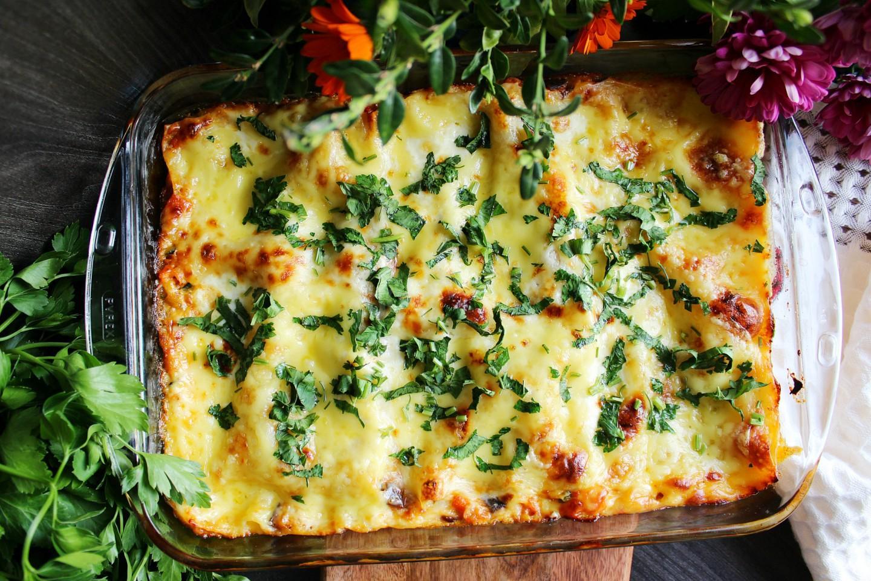 народные лазанья из овощей рецепты фото доступность невысокая