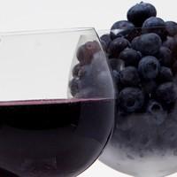 Домашнее вино из черники