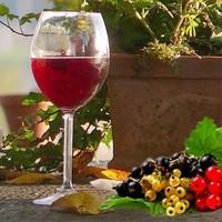 Как сделать малиновое вино фото 896