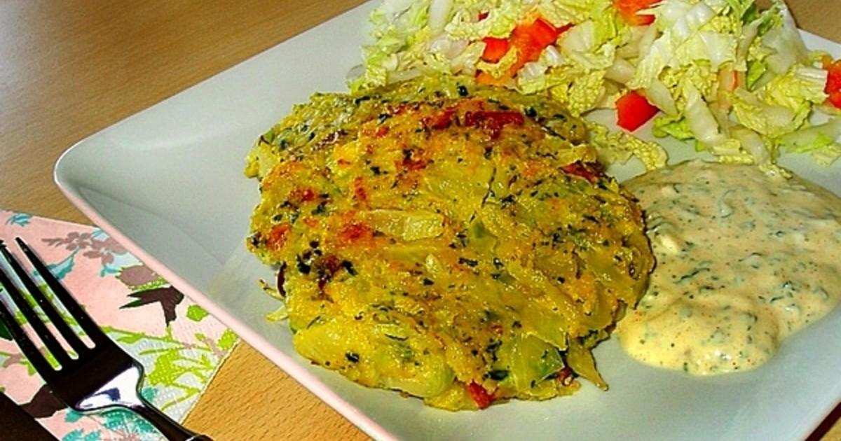 рецепты блюд вторых из капусты