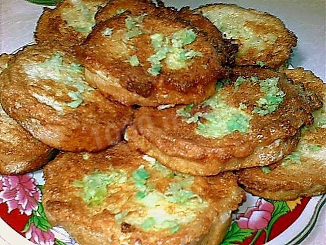 Блюда из батона рецепты пошагово