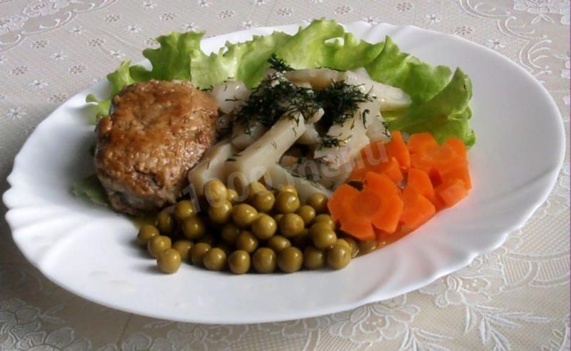 Картофель в пароварке рецепты с фото