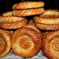 Лепешки узбекские в духовке