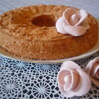 Пышный бисквит для торта Ангельский