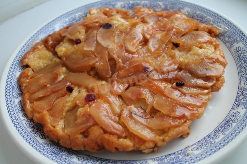 Пирог с клубникой пошагово в духовке 27