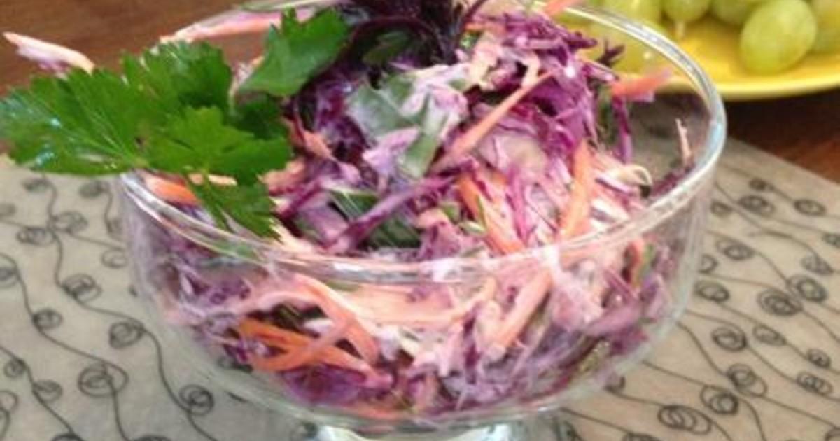 Краснокочанная капуста на зиму рецепты с фото
