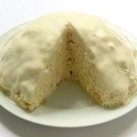 Торт на сгущенном молоке и сметане и твороге без выпечки