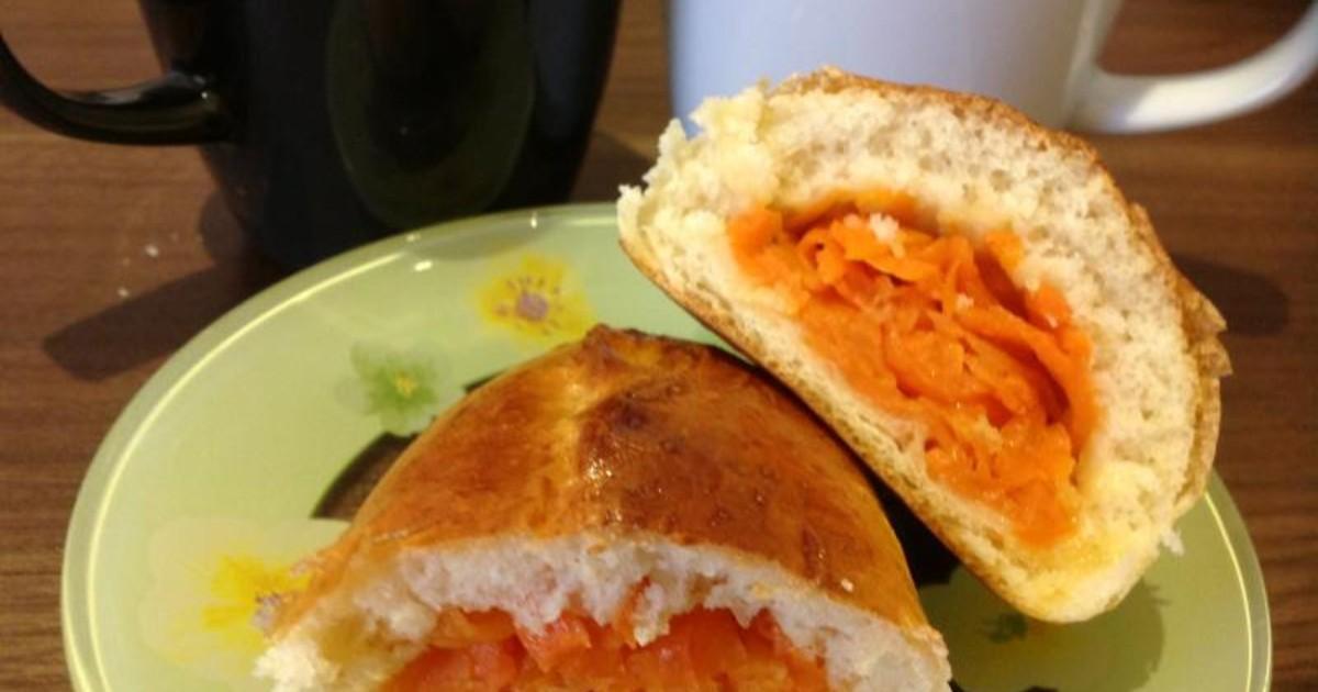 Вкусная начинка из моркови для пирогов