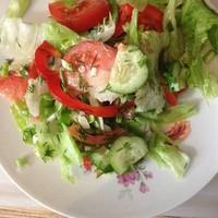 Апрельский салат