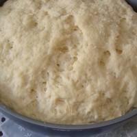 Картофельное дрожжевое тесто