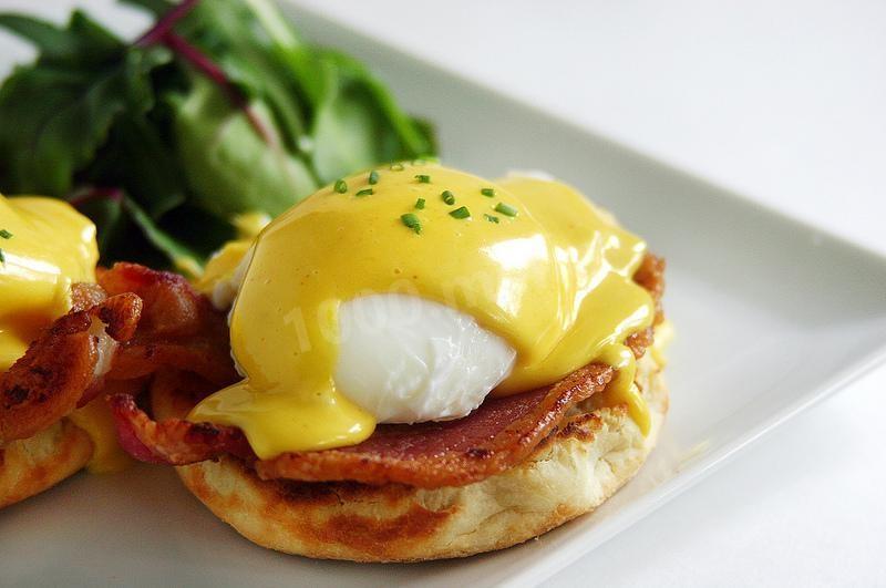 для полезного завтрака и Овощи бенедикт: рецепт вкусного