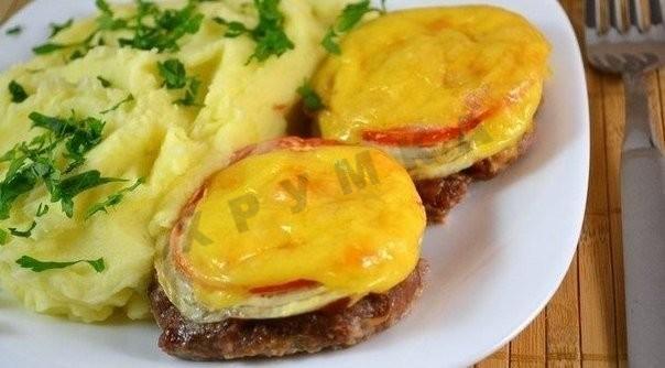 Биточки мясные - пошаговый рецепт с фото: как приготовить - pojrem