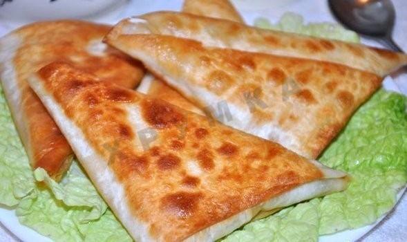 как приготовить пирожки с сыром и ветчиной
