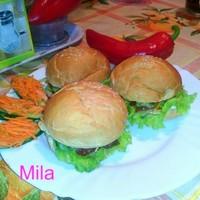 Гамбургер быстрого приготовления