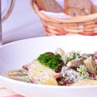 Немецкий охотничий салат