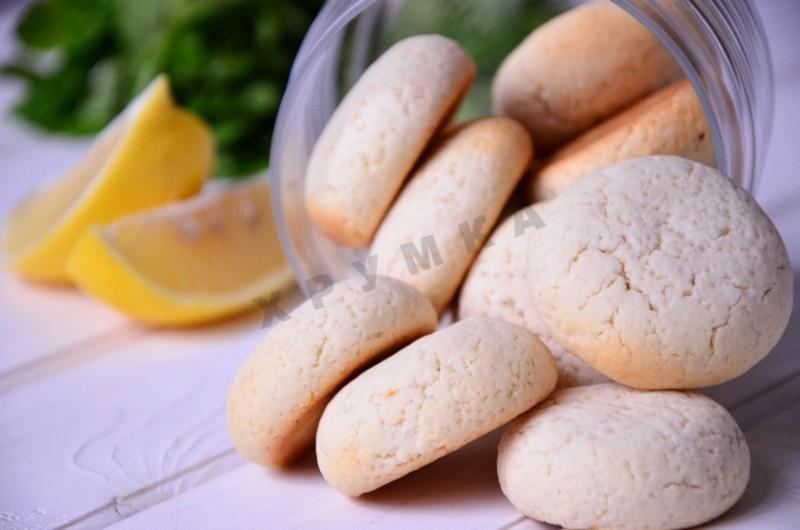 лимонные печенья рецепты