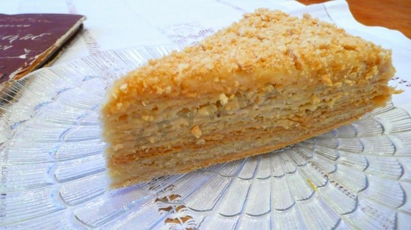 Степка растрепка торт рецепт с фото пошагово