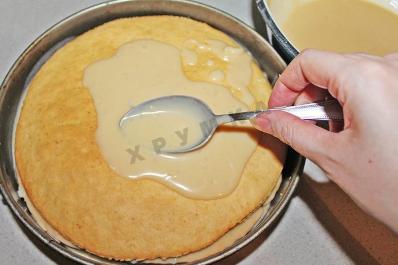 Ответы Как сделать КРЕМ на торт, чтобы он НЕ растекался? 38