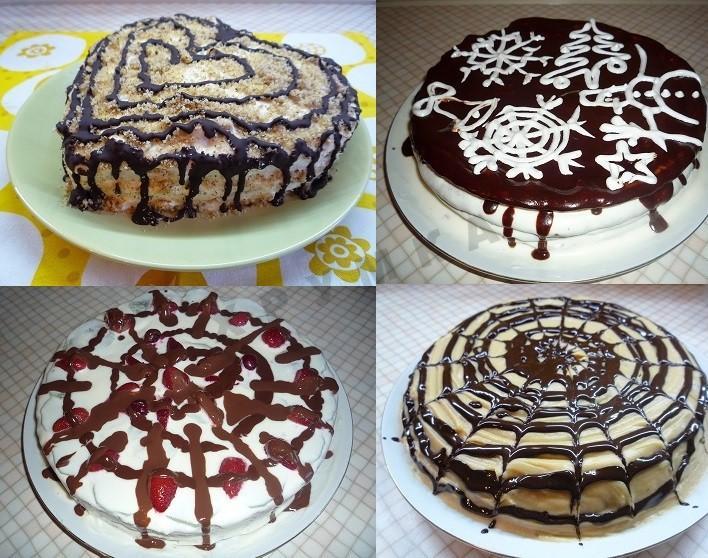 Шоколадная помадка для торта из какао рецепт
