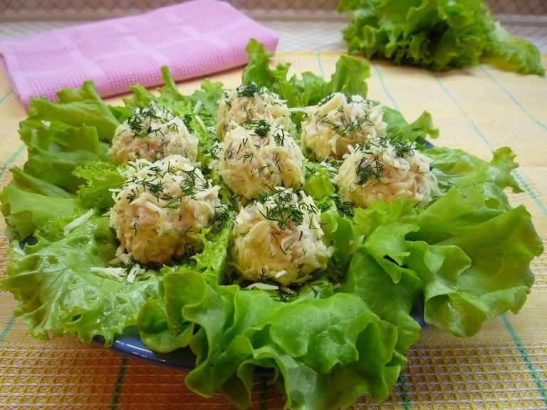 кулинарные рецепты с фото сырные шарики