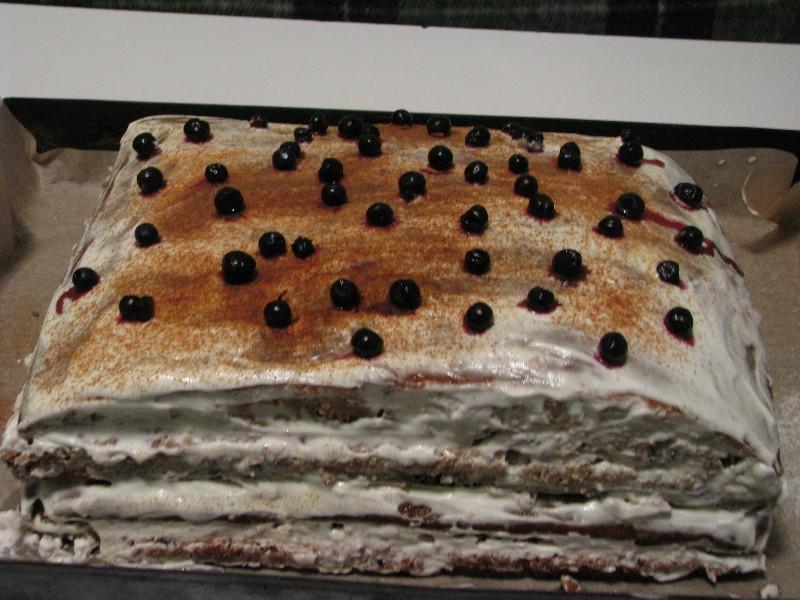 Рецепт торта от шеф-повара