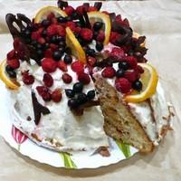 Торт Снежный ком