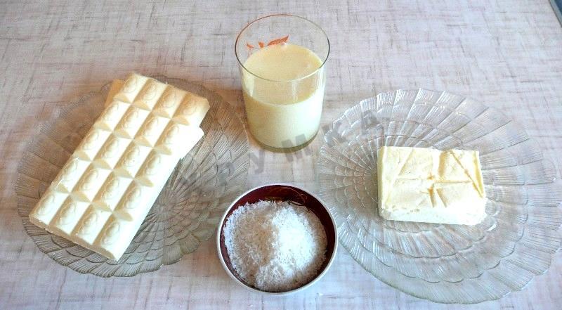 крем рафаэлло рецепт с фото