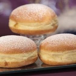 рецепт недрожжевых пончиков с фото