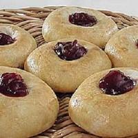 Сдобные булочки из дрожжевого теста по венгерски
