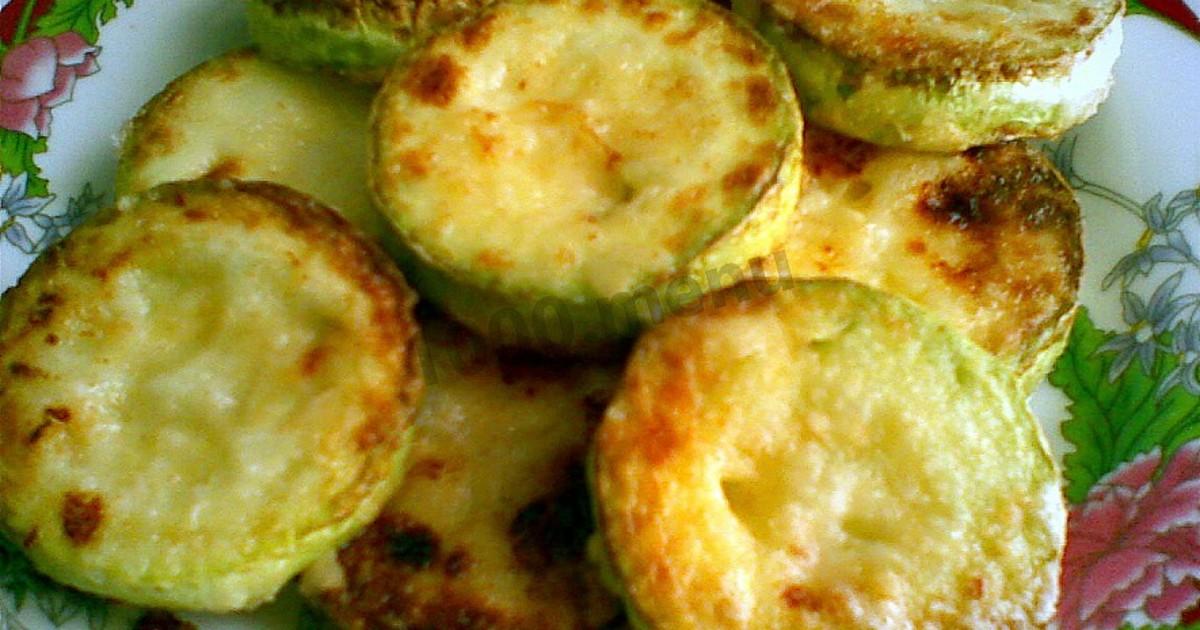 Жареные кабачки на сковороде рецепт с фото