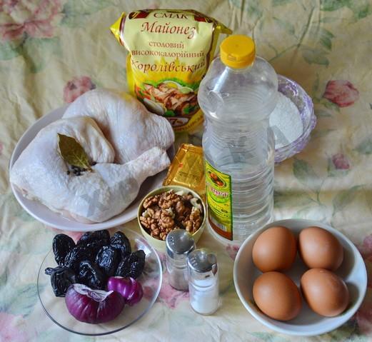 черный принц салат рецепт с фото