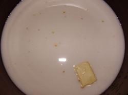 Ячневая каша в мультиварке на молоке классическая