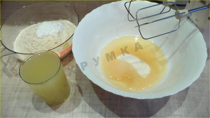 Рецепт выпечки для мультиварки без яиц