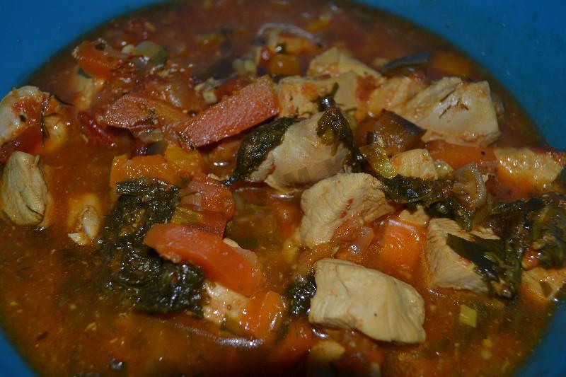Мясо курицы тушеное рецепты в мультиварке пошагово