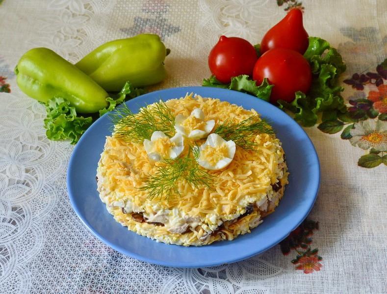 салат фантазия рецепты
